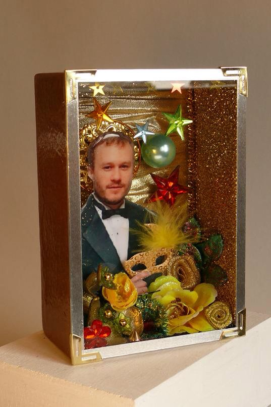 Heath golden box