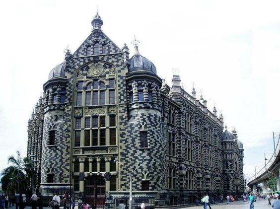 Palacio de la Cultura. Med.
