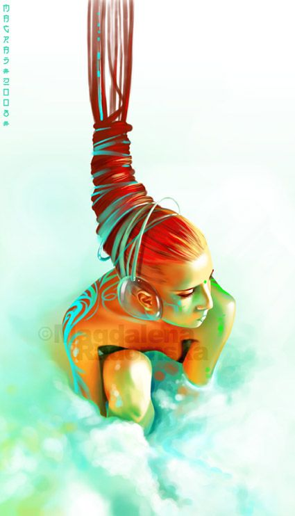 S.P.A. by Magrad Digital Art / Drawings & Paintings / Sci-Fi©2008-2014 Magrad