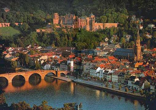 Heidelberg~Where my oldest was born. Would so love to go back one day!