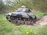 I have always said it.....you always need a tank in your back pocket - how about this little beast?