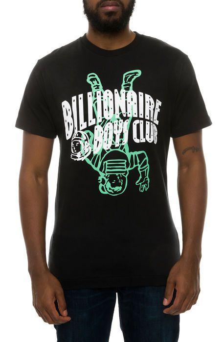 Billionaire Boys Club Tee Right Side Up Black