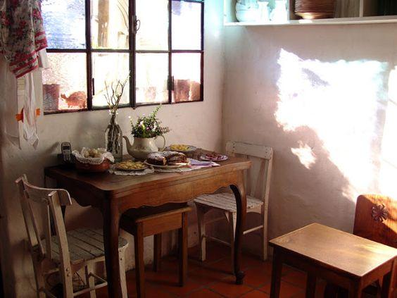 Querido Refúgio - Decoração: Madeira: um toque rústico na decoração
