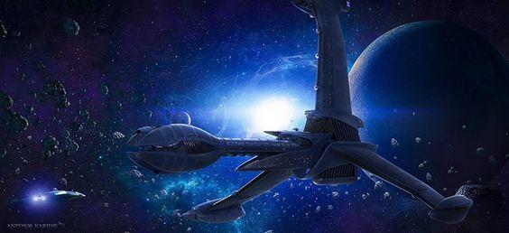 "Crusade - Excalibur / sciencefictionworld: """"ISA Excalibur"" by Antonis Karidis. beautifulwarbirds@gmail.com Twitter: @thomasguettler Beautiful Warbirds Full Afterburner The Test Pilots P-38 Lightning Nasa History Science..."