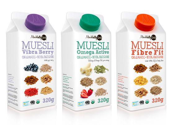Innovative Muesli Box/Mom's Healthy Secrets/Tibor