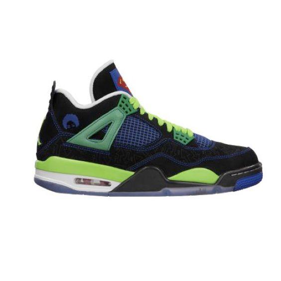 308497-015 Air Jordan IV (4) Retro Isaiah Doernbecher DB Charty http: