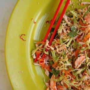 Crab and Cabbage Salad Recipe - Saveur.com recipes