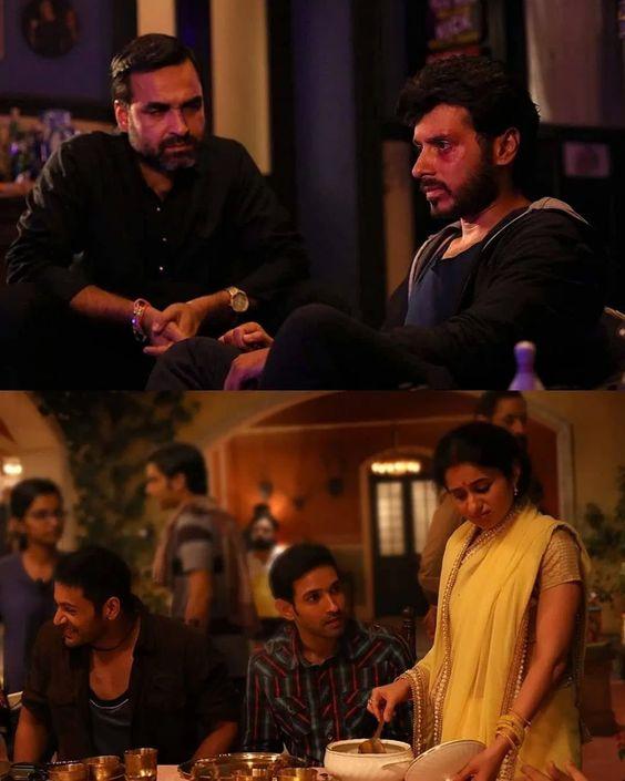 Mirzapur Season 2 Web Series Cast Trailer Imdb Release Date