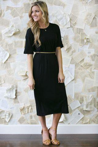 #Modest doesn't mean frumpy! #style #fashion www.ColleenHammond.com