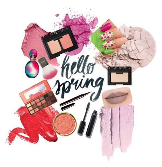 """""""Spring Beauty"""" by meaghanheimbach ❤ liked on Polyvore featuring NARS Cosmetics, Too Faced Cosmetics, Milani, Jeffree Star, Chanel, Missoni, Marc Jacobs, Topshop, makeup and springbeauty"""