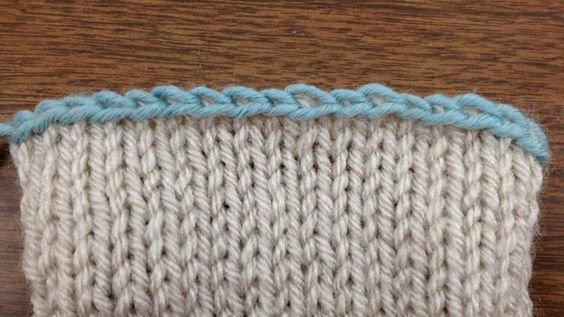 This video knitting tutorial will help you learn how to knit the Russian bind...