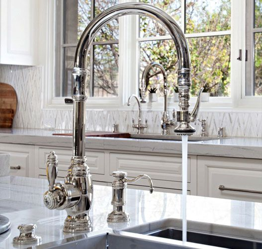 Waterstone High End Luxury Kitchen Faucets Made In The Usa Kitchen Faucet Luxury Kitchen Faucet