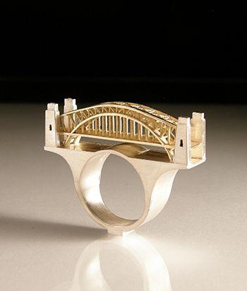 Vicki Ambery-Smith :: Jeweller & Designer - Sydney Harbour Bridge