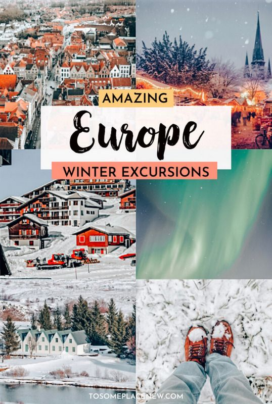 10 Europe Winter Tours :Snowy trips, Christmas Vacations & More in