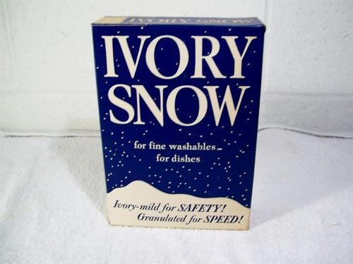 ivory snow detergent coupons