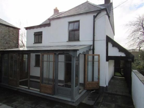 3 Bedroom Detached House For Sale In Victoria Road Camelford Cornwall