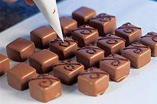 Callebaut - Chocoladekrullen