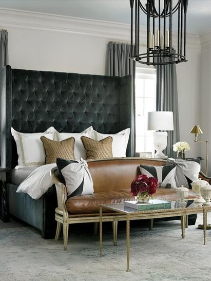 Pinterest the world s catalogue of ideas for Black and brown bedroom designs