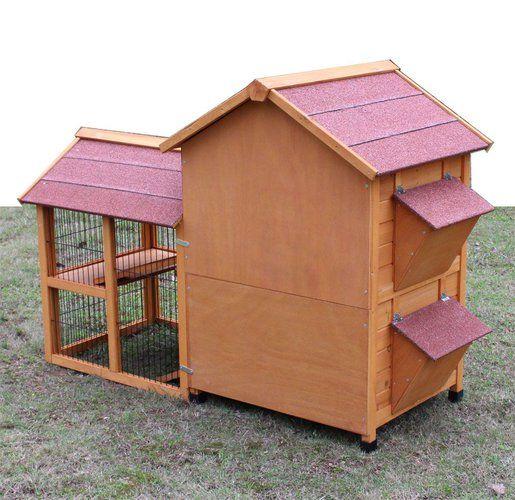 Kaninchenstall Kleintierhaus Hasenstall Kleintierkafig Nr 05 De Luxe Mit Seiten Kaufen Bei Hood De In 2020 Kleintierkafig Hasenstall Kleine Tiere