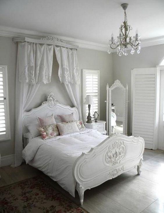White Shabby Chic Chic Bedroom Decor Shabby Chic Decor Bedroom