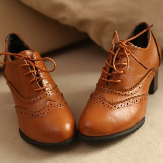 What Are Womens Oxford Shoes