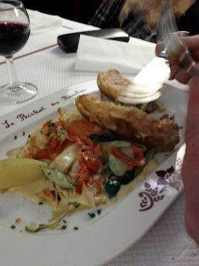 Feuilleté de saumon - 2012 - Photo Martine Le Jossec