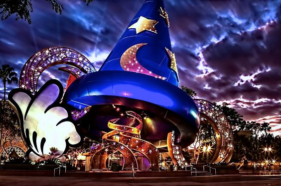 Fotografía Hollywood Studios por Chris Cate en 500px