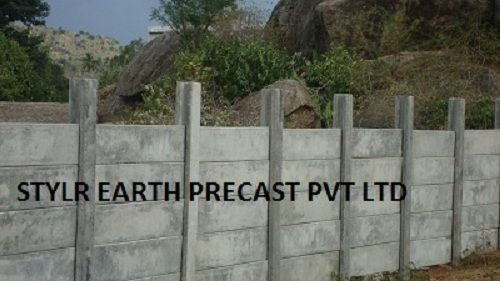 We Are Manufacturing And Supplying To Our Honored Customers A Fine Range Of Precast Concrete Wall Precast Compound Wall Precast Concrete Concrete Wall Panels