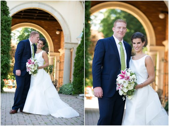 "Amsale ""Jane"" - La and Justin 