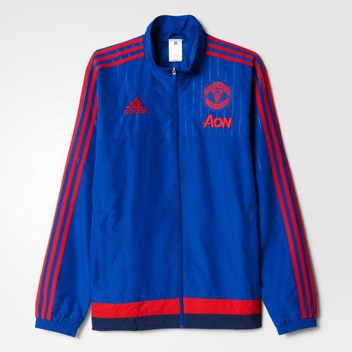 adidas - Giacca da rappresentanza Manchester United FC