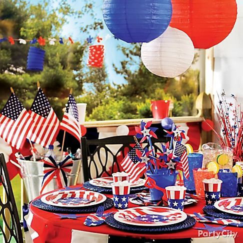 Pinterest the world s catalog of ideas for 4th of july party decoration