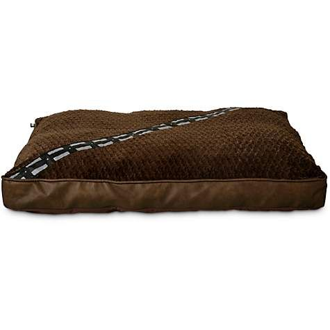 Star Wars Chewbacca Gusset Dog Bed Petco Star Wars Chewbacca