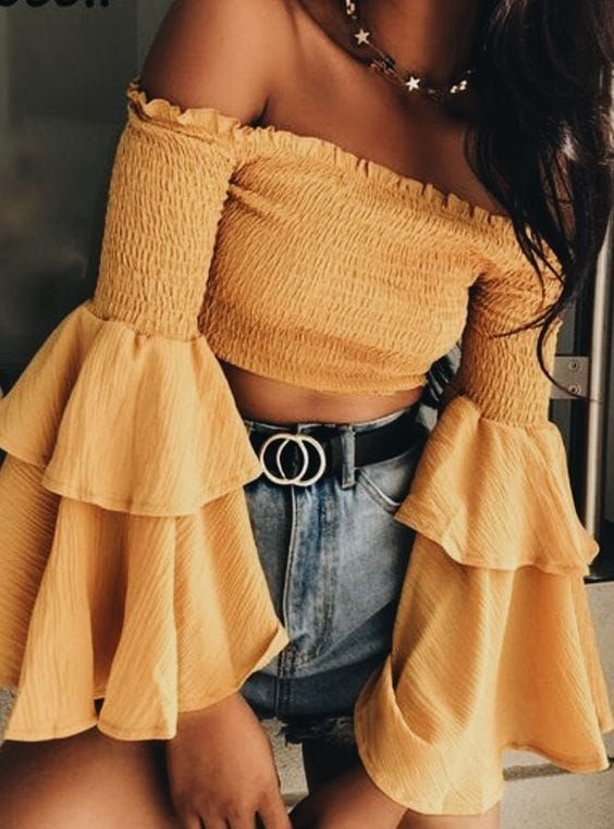 #summer #outfits / 150 Summer Outfits to Wear Now Vol. 5 043