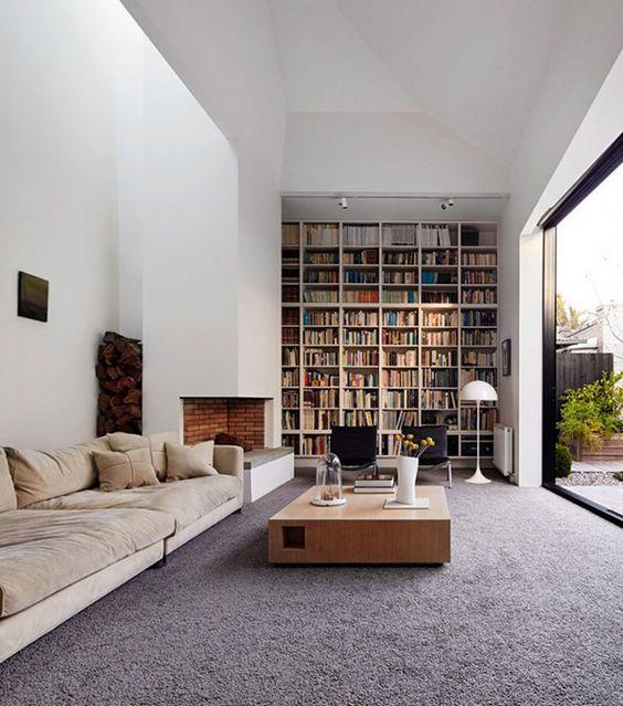 regardsetmaisons: Baie vitrée et lumière naturelle dans la maison