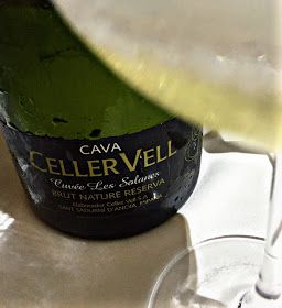 El Alma del Vino.: Celler Vell Cava Brut Nature Reserva Cuvée Les Solanes