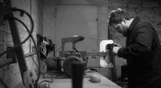 Craftsmanship: The Knife Maker