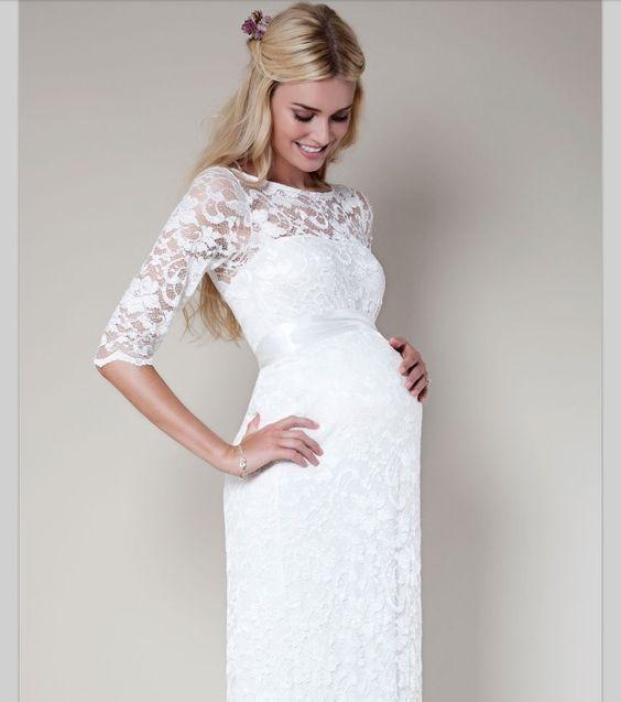 Winter Baby Shower Dresses: {BABYSHOWER} - Winter White - Baby It