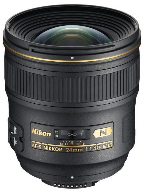 Nikon 24mm F 1 4g Ed Af S Nikkor Lens Dslr Lenses Nikon Dslr Camera Nikon Lenses
