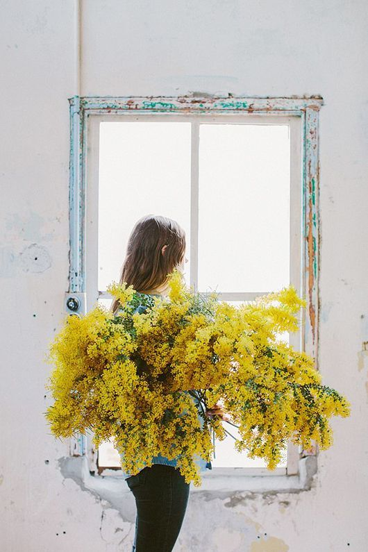 Pineapple Yellow Is A Really Popular Color Right Now Both On Fashion And Interior Decor See More At Trendesig Beautiful Flowers Love Flowers Beautiful Blooms