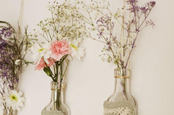 Flower Wall Hangings