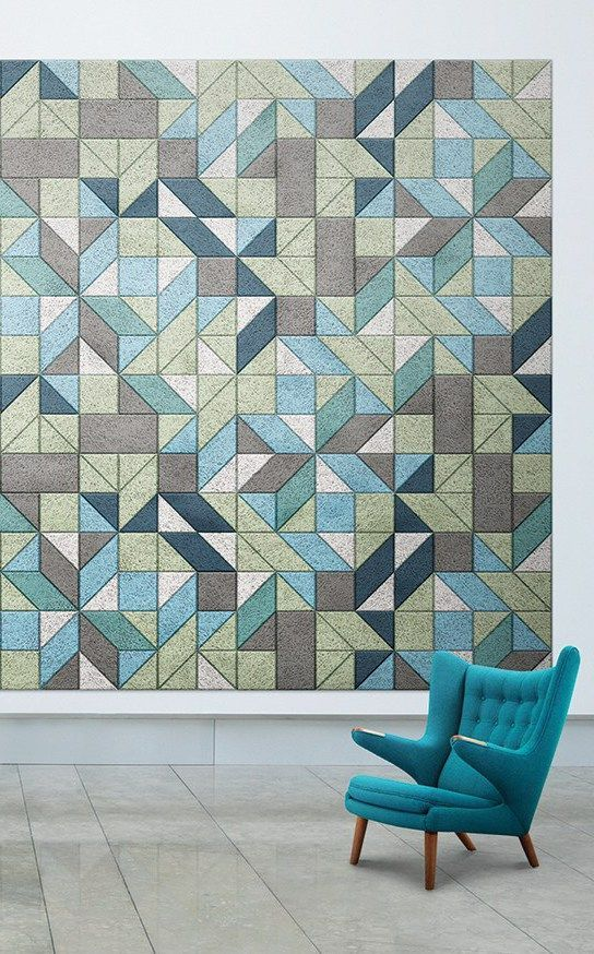 The Stockholm Based Studio Formuswithlove Has Designed A New Range Of Acoustic Panels For Baux Acoustic Wall Panels Acoustic Wall Acoustic Panels