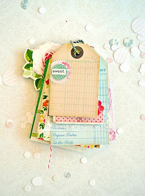 layered gift tags