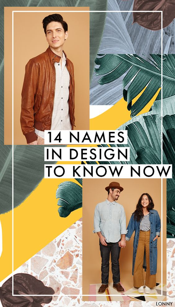 Design Disruptors: 14 Names Shaking Up The Industry In A Major Way