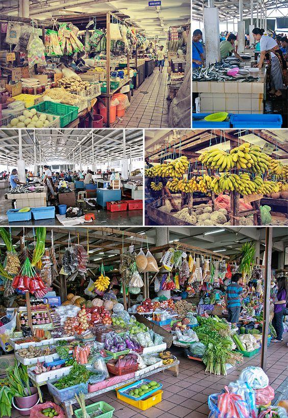 Visiting Kota Kinabalu in Sabah, Malaysian Borneo