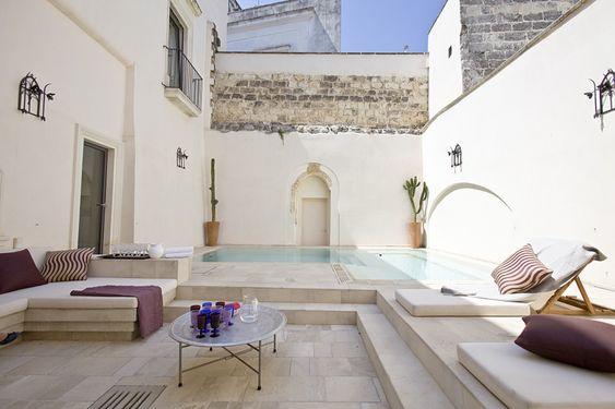 prachtige appartementencomplex in Italië