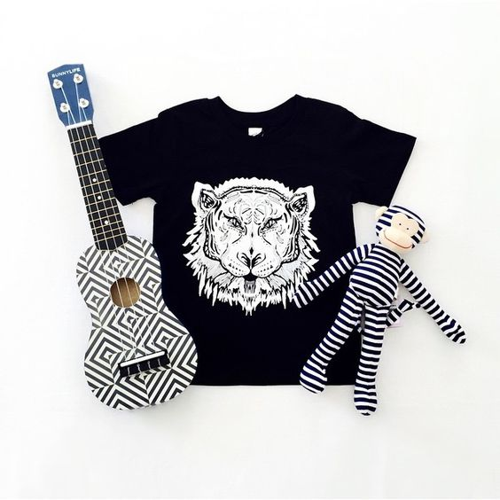 Such a rad little get up! We are loving these @maikomini tees! Available instore ✔️ #sparrowcouture #maikomini  by @missmia_and_me #alimrosemonkey