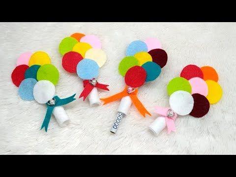 93 Ide Kreatif Cara Membuat Amplop Model Balon Dari Kain Flanel
