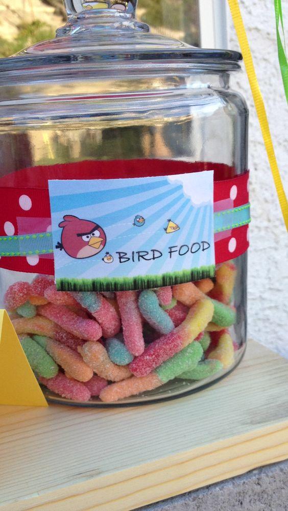 Sour or regular gummy worms.