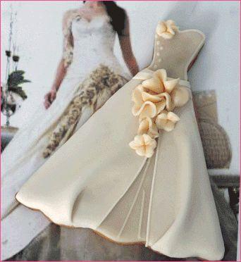 Une rode mariée design