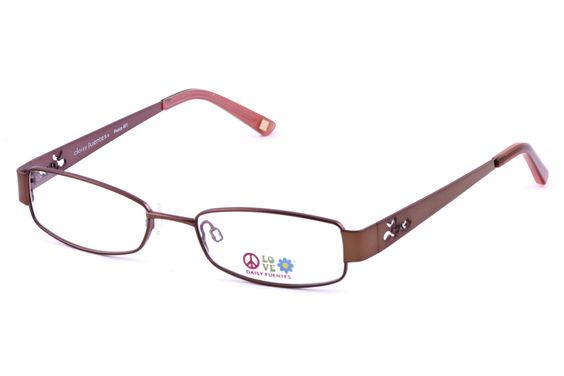 Click Image Above To Buy: Daisy Fuentes Df Peace 401 Prescription Eyeglasses Frames
